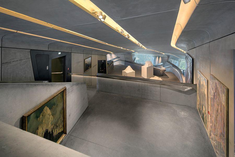 Das Messner Mountain Museum